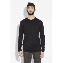 THE VIRIDI-ANNE VI-2715-01 T-SHIRT L/S