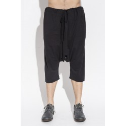 FORME D´EXPRESSION HP004 SHORT THAII PANTS BLACK