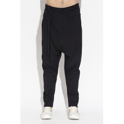 A NEW CROSS ANCFWSE JAPANESE JERSEY COTTON PANTS