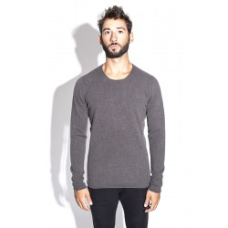 LABEL UNDER CONSTRUCTION 30YMSW154 PUNCHED SWEATER