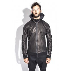 DEVOA  FJA-DSB  HOODED JACKET