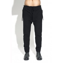 CEDRIC JACQUEMYN TR53 FA226B FITTED DECOUP JOGGERS