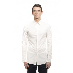 MA+ FITTED SHIRT H102 POPS2 WHITE