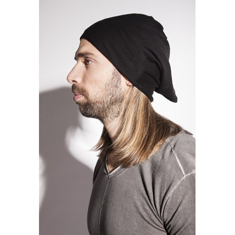 LABEL UNDER CONSTRUCTION DOUBLE LAYER SQUARE BEANIE 27YXAC204