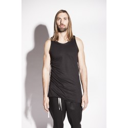 A NEW CROSS ANCSS16-025  SEMILONG COTTON TANK TOP