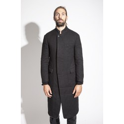 FORME D'EXPRESSION PRUSSIAN LONG COAT