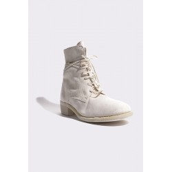 GÜIDI 795 HORSE REVERSE, LINED LACED UP BOOTS, SOLE LEATHER
