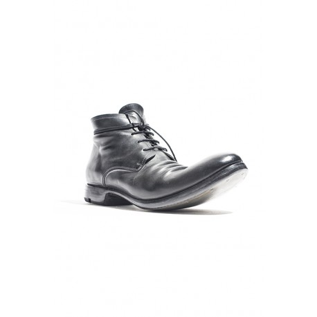 LAYER-0 19-05 1.5 H10 GY ANKLE BOOT