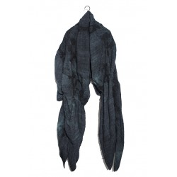BIEK VERSTAPPEN 06 SCARF SILK RAW - WOOL - SILK