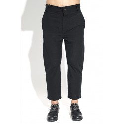 CEDRIC JACQUEMYN TR51 FA248 IN-LEG DECOUP TROUSERS