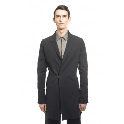 MA+ VERTICAL POCKET LONG JACKET J120L RCE BLACK