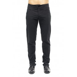 MA+  P211 RCE 5 POCKET MED FIT PANTS BLACK