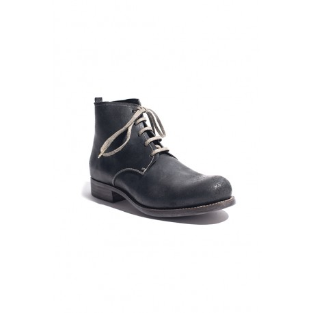 DIMISSIANOS & MILLER ANKLE BOOT BLACK