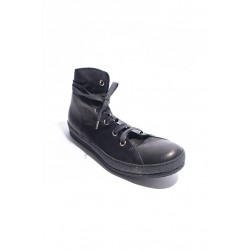 A DICIANNOVEVENTITRE MP01 HIGH TOP SNEAKER BABY CALF BLACK