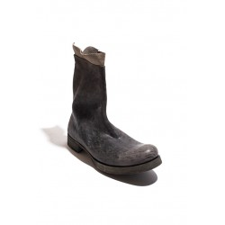 MA+ S12N31 CUI 1,5 BACK ZIPPED TALL EXTRA BOOTS W/THICK SOLE
