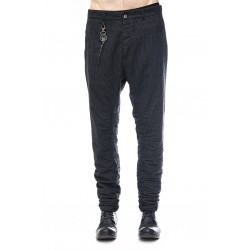 LAYER-0 21-47 W. WELT P. PANT MAT D.GREY STRIPE
