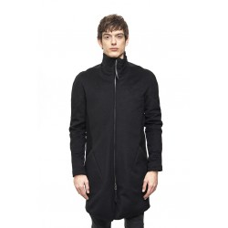 LEON EMANUEL BLANCK  FP-STC-01 FORCED SHORT TRENCH COAT