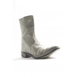 "CAROL CHRISTIAN POEL AM/2601L ROOMS-PTC/33 - O. D. LINED DIAGONAL ZIP ""GOODYEAR"" BOOTS 100% LE"
