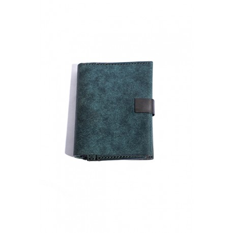 IOLOM OI-07-016 WALLET BRASS + COW LEATHER