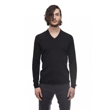 LABEL UNDER CONSTRUCTION 33YMSW207 CO210 PRIMARY SLASH NECK SWEATER
