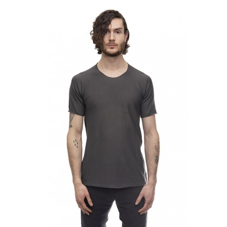 LABEL UNDER CONSTRUCTION 33YMTS308 CO132 ARCHED TIGHT TSHIRT