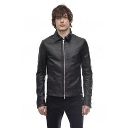 A DICIANNOVEVENTITRE J009 LEATHER JACKET