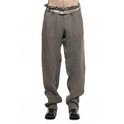MA+ VERTICAL POCKET EASY FIT PANTS P372 LM7 COAL