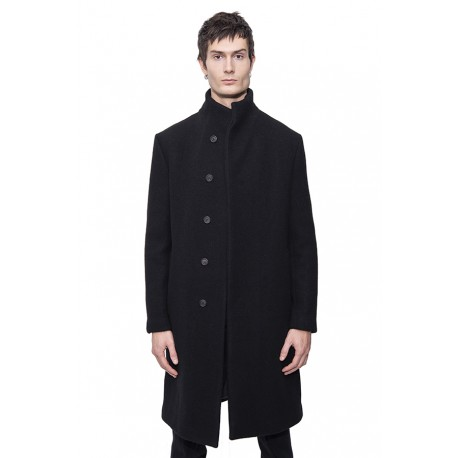 FORME D´EXPRESSION UC021 W39B HIGH NECK COAT