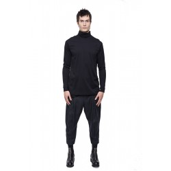 DEVOA CSC-S25 HIGH NECK LONG SLEEVE