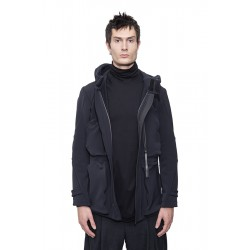 DEVOA JKK-CCF HOODED JACKET