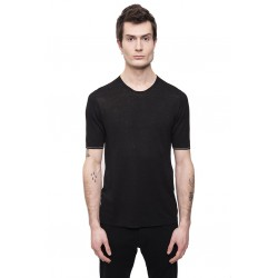 LABEL UNDER CONSTRUCTION 35YMTS316 THERMAL CIRCLE NECK TSHIRT