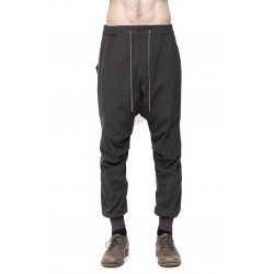 DEVOA PTI-SCR EASY PANTS SILK/COTTON