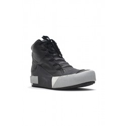 BORIS BIDJAN SABERI BAMBA1 F2522M LIGHT GREY-BLACK