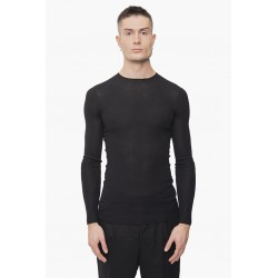 RICK OWENS RU20F3637 RIBM KNIT SWEATER