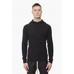 RICK OWENS RU20F3685 WSBR  KNIT SWEATER