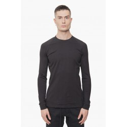 DEVOA CSC-IHS3 LONG SLEEVE MEDIUM SOFT JERSEY CHARCOAL