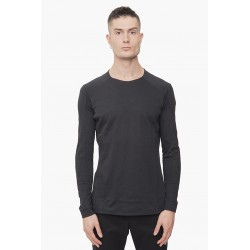 DEVOA CSC-VCS3 LONG SLEEVE SOFT JERSEY BLACK