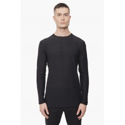 DEVOA NTS-KWC KNIT COTTON CASHMERE BLACK