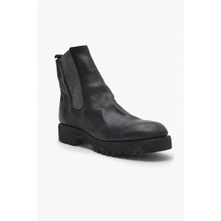 GUIDI 76V HORSE FULL GRAIN CHELSEA BOOTS