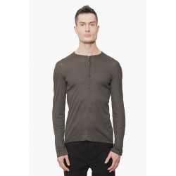MA+ T182DX JKL2 HENLEY LONG SLEEVE TSHIRT