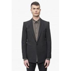 DEVOA JKF-KCN TAILORED JACKET COTTON / NYLON