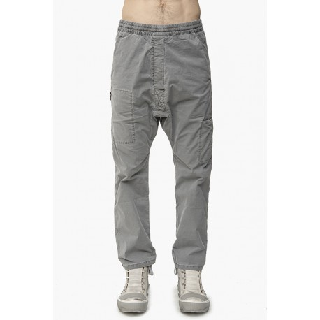 11 BY BORIS BIDJAN SABERI P22 F1482 ICE GRAY PANT