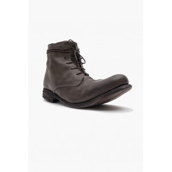 POEME BOHEMIEN ANF-02 ANKLE BOT WITH LACES HORSE CULATTA