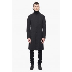 MA+ C135 WLP RAGLAN 5 BUTTON FITTED COAT