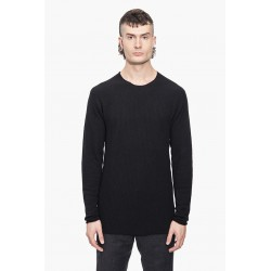 LABEL UNDER CONSTRUCTION GROOVES ARCHED SWEATER